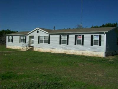- $139900 4 Bedroom Foreclosure on 8 acres (Moody, TX)