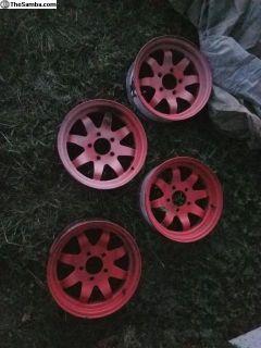 Vw Bus / Vanagon Baja Wheels