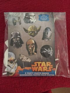 Star Wars Party Photo Props