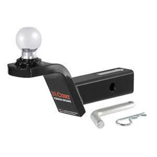 "Find Trailer Receiver Tow Hitch Ball Mount Fusion, 4"" RISE, 2"" BALL motorcycle in Grand Prairie, Texas, US, for US $22.32"