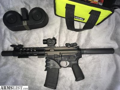 For Sale/Trade: PSA Premium AR15 Pistol