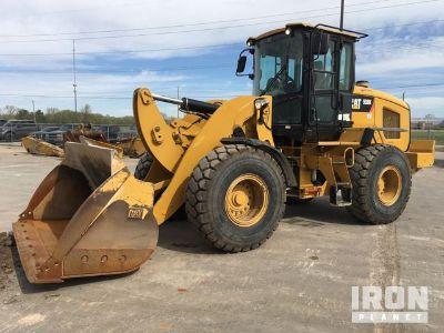 2014 Cat 938K Wheel Loader