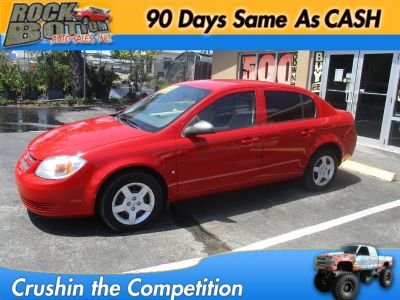 2006 Chevrolet Cobalt LS (Red)
