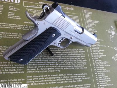 For Sale: Kimber Pro Carry II 9mm SS