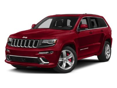 2014 Jeep Grand Cherokee SRT8 (Bright White Clearcoat)