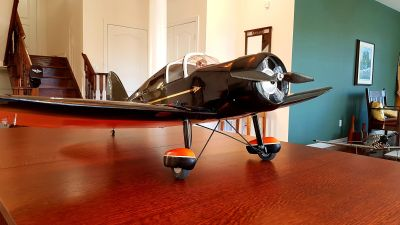 **NEW PRICE** Culver Dart, Scratch-built from RCM Plans, Electric, RTF