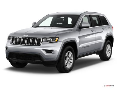 2018 Jeep Grand Cherokee Laredo (WHITE)