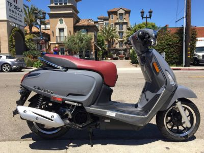 2019 Kymco Like 150i with Noodoe & ABS Scooter Marina Del Rey, CA