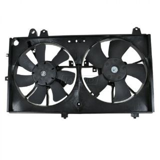 Purchase 04-08 Mazda RX-8 RX8 Radiator Cooling Fan Motor Blade & Shroud Assembly NEW motorcycle in Gardner, Kansas, US, for US $284.90