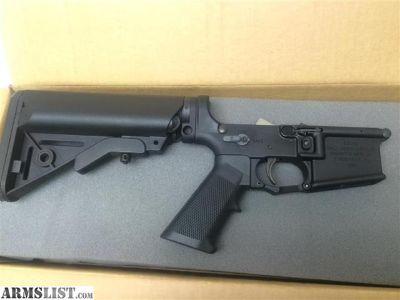 For Sale: Knights Armament KAC SR-30 IWS Lower Kit
