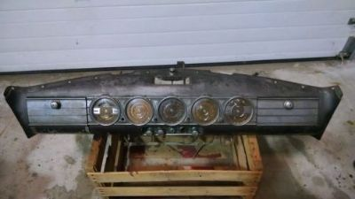 Purchase 1938 39 40 PACKARD DASH INSTRUMENT PANEL COMPLEAT RARE motorcycle in Grand Blanc, Michigan, United States, for US $1,475.00