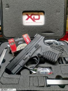 For Trade: Springfield Armory XDS 3.3 9 mm