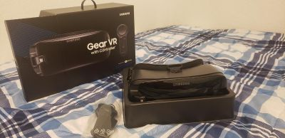 Vr Samsung with controller new