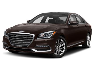 2019 Hyundai Genesis 3.8L (Serengeti Brown)
