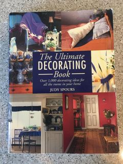 Ultimate Home Decorating Book