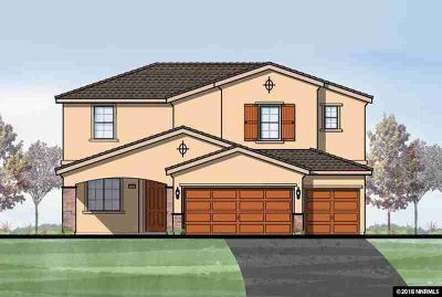7928 Blue Earth Drive Sparks Three BR, The Borella model at base