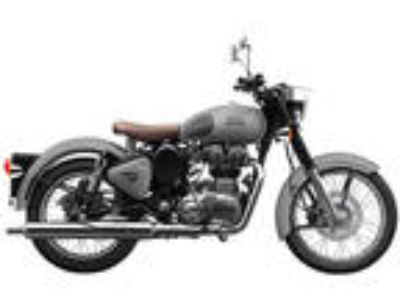 2018 Royal Enfield Classic Military ABS