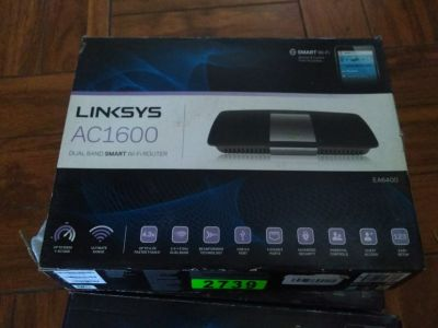 3 Linksys Wifi Routers