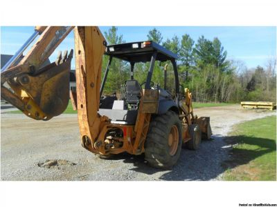 2003 CASE 580M TURBO Backhoe