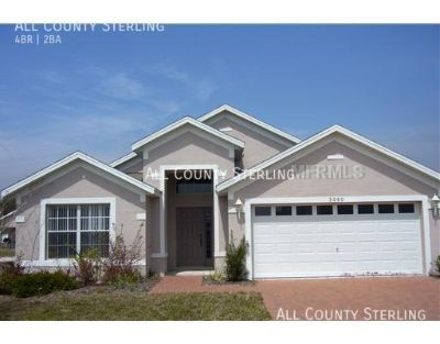 4/2 Home with 2 car garage in Campbell Cove