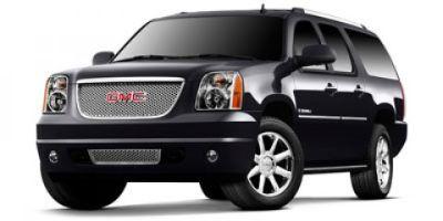 2011 GMC Yukon XL Denali (Onyx Black)