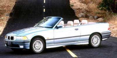 1999 BMW 3-Series 323i (Green)
