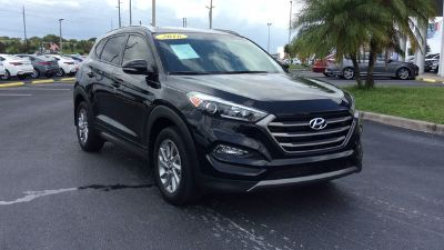 2016 Hyundai Tucson Eco (BLACK)
