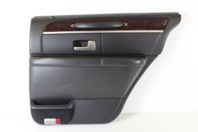Buy 2003 - 2011 LINCOLN TOWN CAR REAR RIGHT SIDE DOOR PANEL W/ HANDLE ASSEMBLY OEM motorcycle in Traverse City, Michigan, United States, for US $159.99