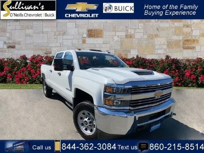 2017 Chevrolet Silverado 3500HD Work Truck (Summit White)