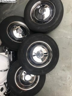 VW Bug Rims