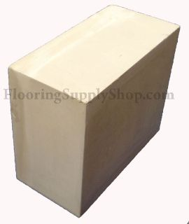 Ready to Tile Shower Rectangular Bench