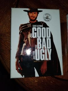 The good the bad the ugly special edition dvd