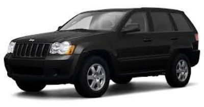 2008 Jeep Grand Cherokee Limited (Black)