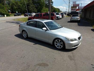 2010 BMW 5-Series 535i (Silver)