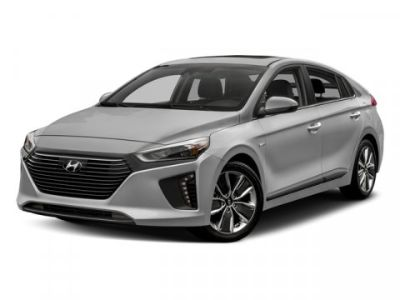 2018 Hyundai IONIQ Hybrid SEL (Electric Blue Metallic)