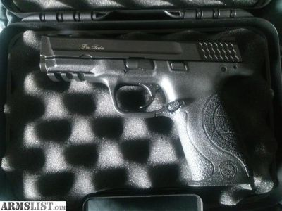 For Trade: M&P Pro series