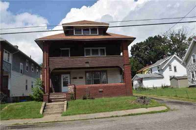 211 Exeter Ave Southwest Canton Six BR, TWO UNIT DUPLEX located