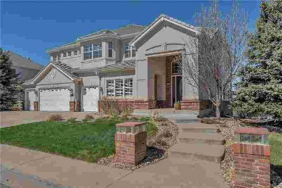 10591 Lieter Place LONE TREE Six BR, Spectacular home backing