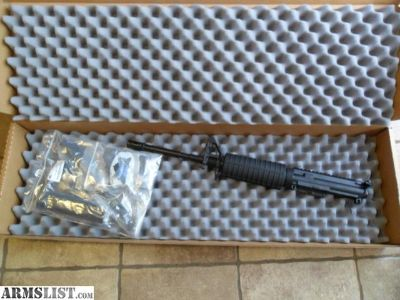 """For Sale: New in Box PSA 16"""" 5.56 NATO M4 Carbine Length 1:7 Nitride Freedom Rifle Kit"""