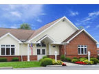Highview Manor Apartments - Two BR, One BA 933 sq. ft.