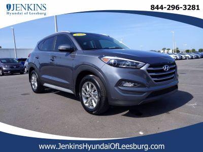 2018 Hyundai Tucson SEL Plus (Coliseum Gray)