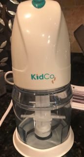 KidCo electric baby food mill