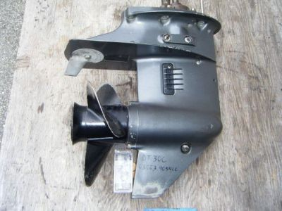 Sell Suzuki DT 30 gearcase lower unit motorcycle in Newark, Delaware, United States, for US $425.00
