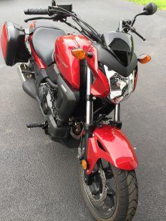 2014 Honda CTX 700N
