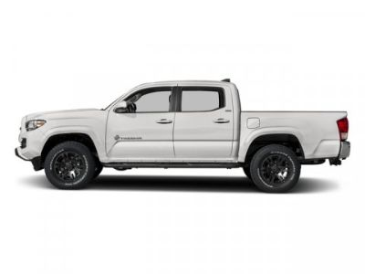 2018 Toyota Tacoma SR5 Double Cab 5' Bed V6 4x4 A (Super White)