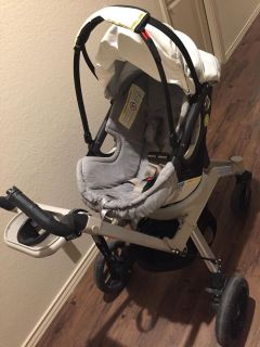 Orbit g2 stroller and carseat