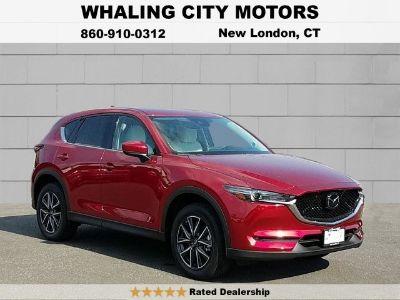 2018 Mazda CX-5 Grand Touring (Soul Red Crystal Metallic)