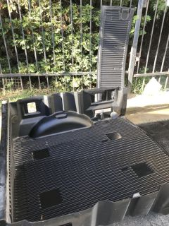 Like new truck bed liner Ford 5 5