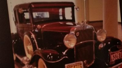 1931 Chevrolet AE Independence Truck