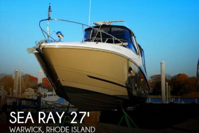 2009 Sea Ray Sundancer 270